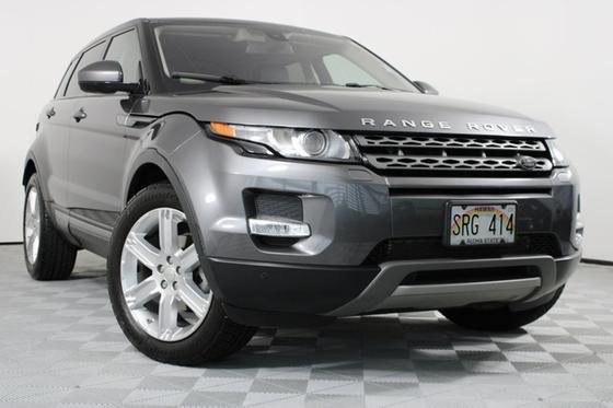 2015 Land Rover Range Rover Evoque Pure:15 car images available