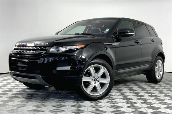 2013 Land Rover Range Rover Evoque Pure:24 car images available
