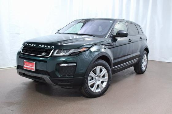 2017 Land Rover Range Rover Evoque SE Premium:24 car images available