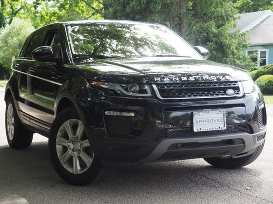 2017 Land Rover Range Rover Evoque SE Premium:21 car images available