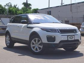 2018 Land Rover Range Rover Evoque SE Premium:21 car images available