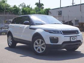 2018 Land Rover Range Rover Evoque SE Premium:20 car images available