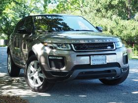 2018 Land Rover Range Rover Evoque SE Premium:23 car images available