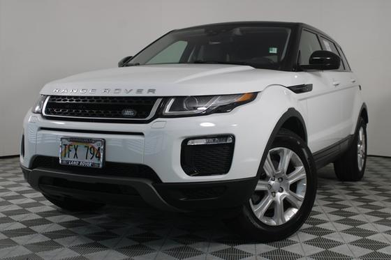 2017 Land Rover Range Rover Evoque SE Premium:12 car images available