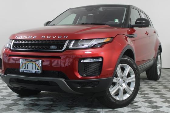 2017 Land Rover Range Rover Evoque SE Premium:13 car images available