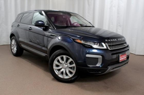 2017 Land Rover Range Rover Evoque SE:23 car images available