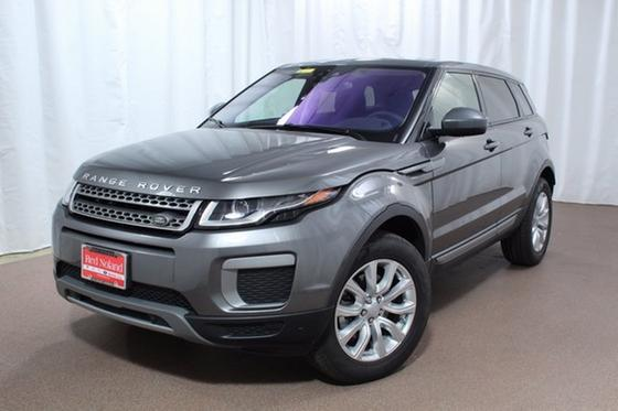 2017 Land Rover Range Rover Evoque SE:21 car images available