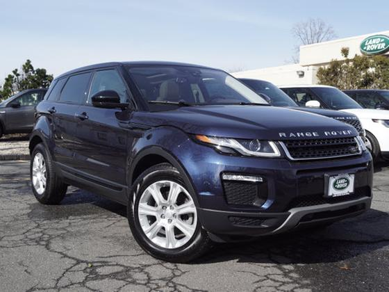 2018 Land Rover Range Rover Evoque SE:19 car images available