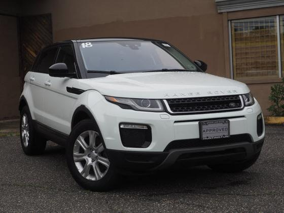 2018 Land Rover Range Rover Evoque SE:22 car images available