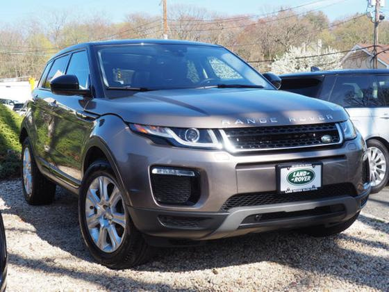 2018 Land Rover Range Rover Evoque SE:15 car images available