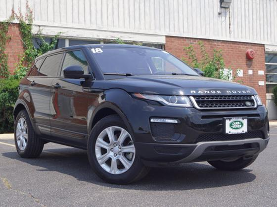 2018 Land Rover Range Rover Evoque SE:21 car images available