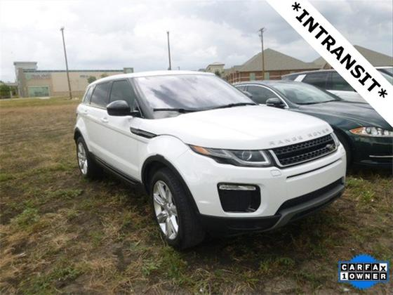 2016 Land Rover Range Rover Evoque SE:15 car images available
