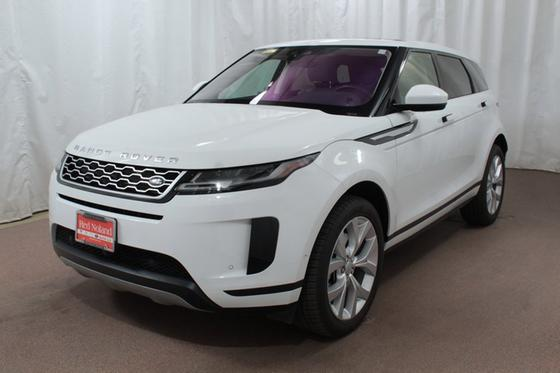 2020 Land Rover Range Rover Evoque SE:17 car images available