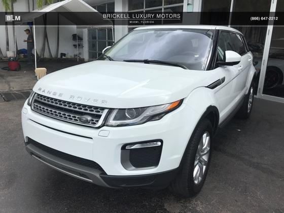 2016 Land Rover Range Rover Evoque SE:8 car images available