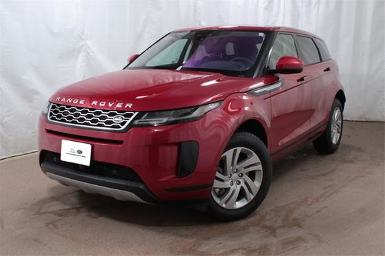 2020 Land Rover Range Rover Evoque SE:24 car images available