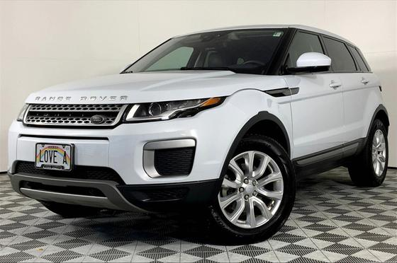 2017 Land Rover Range Rover Evoque SE:24 car images available