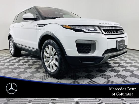 2016 Land Rover Range Rover Evoque SE:24 car images available
