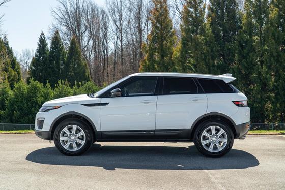 2018 Land Rover Range Rover Evoque SE