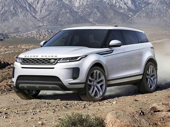 2021 Land Rover Range Rover Evoque SE : Car has generic photo