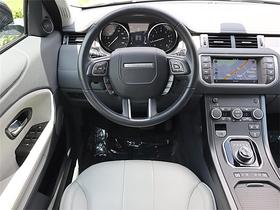 2019 Land Rover Range Rover Evoque SE