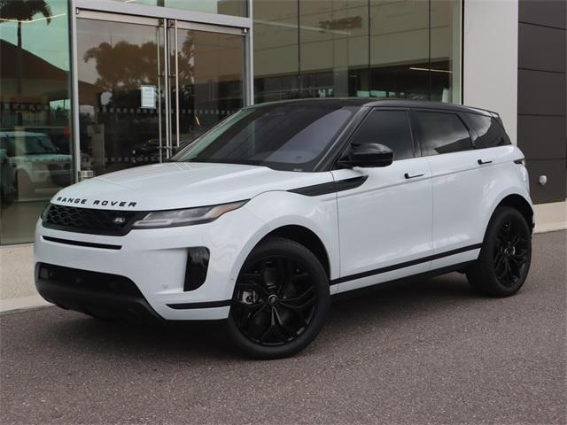 2021 Land Rover Range Rover Evoque SE:24 car images available