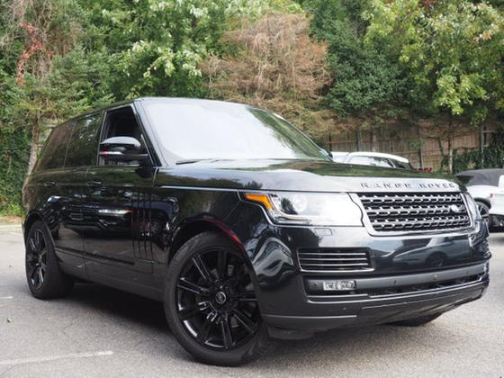 2017 Land Rover Range Rover HSE Td6:20 car images available
