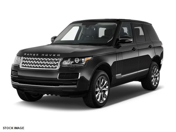 2017 Land Rover Range Rover HSE Td6:2 car images available
