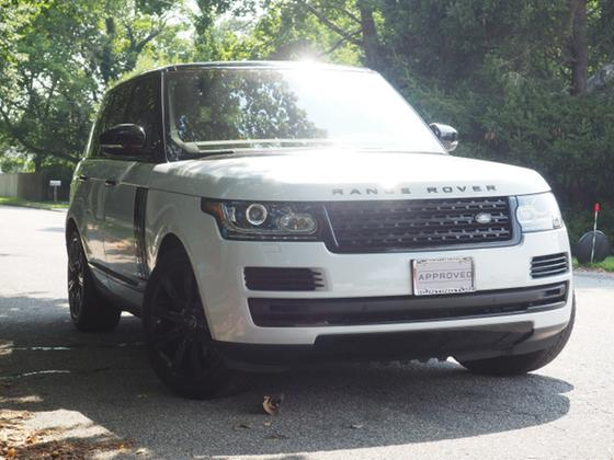 2017 Land Rover Range Rover HSE Td6:21 car images available