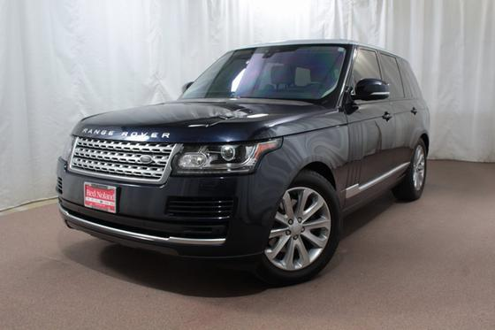 2017 Land Rover Range Rover HSE Td6:22 car images available
