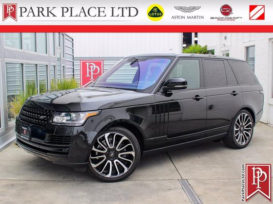 2017 Land Rover Range Rover HSE Td6:24 car images available
