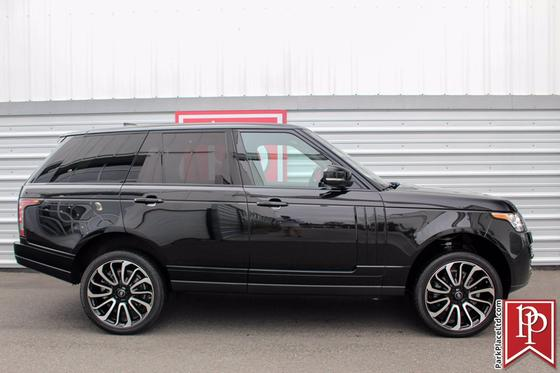 2017 Land Rover Range Rover HSE Td6