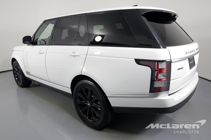 2017 Land Rover Range Rover HSE Td6