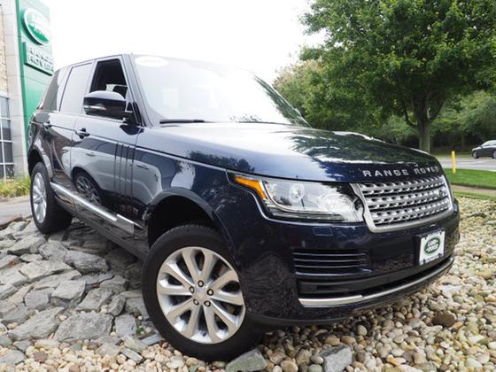 2017 Land Rover Range Rover HSE:20 car images available