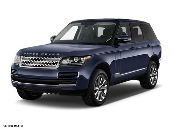 2017 Land Rover Range Rover HSE:2 car images available