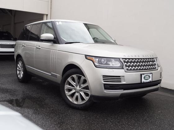 2014 Land Rover Range Rover HSE:18 car images available