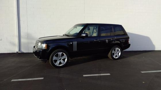 2010 Land Rover Range Rover HSE:20 car images available