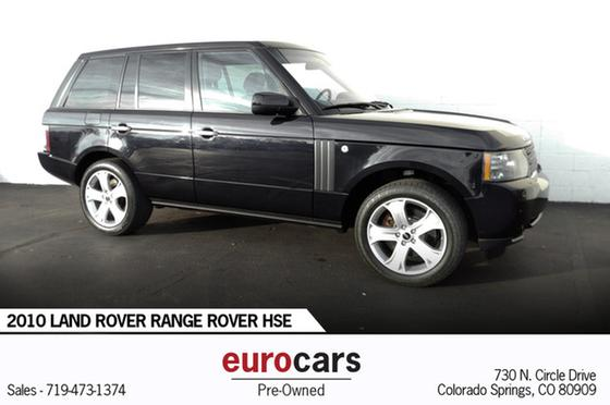 2010 Land Rover Range Rover HSE:21 car images available