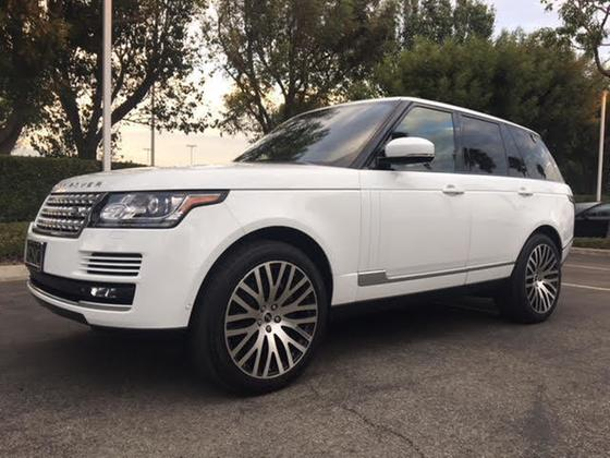 2013 Land Rover Range Rover HSE:21 car images available