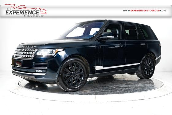 2016 Land Rover Range Rover HSE:24 car images available