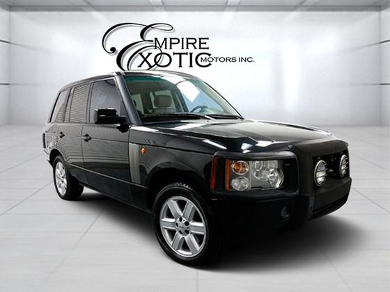 2004 Land Rover Range Rover HSE:24 car images available