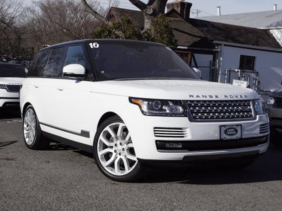 2016 Land Rover Range Rover HSE:23 car images available