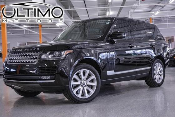 2013 Land Rover Range Rover HSE:24 car images available