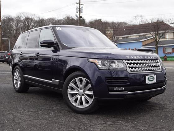 2016 Land Rover Range Rover HSE:21 car images available