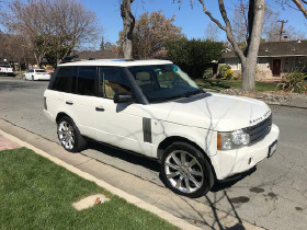2006 Land Rover Range Rover HSE:4 car images available