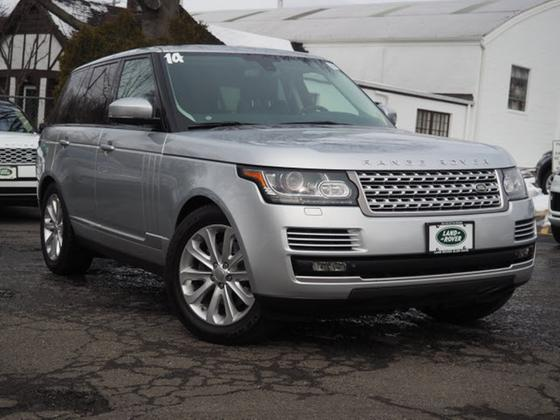 2014 Land Rover Range Rover HSE:23 car images available