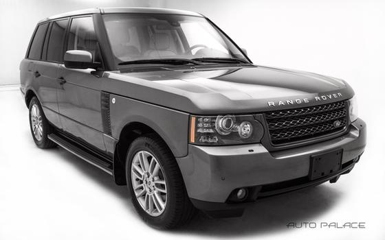 2011 Land Rover Range Rover HSE:24 car images available