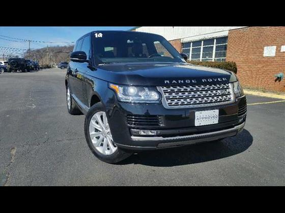 2014 Land Rover Range Rover HSE:9 car images available
