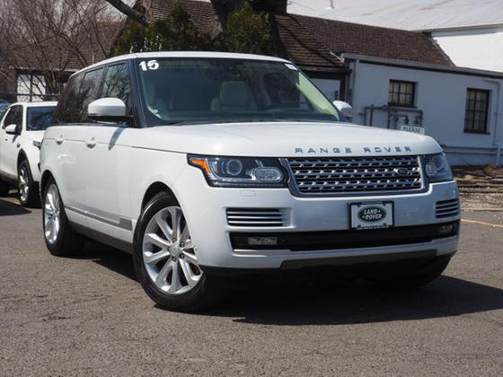 2015 Land Rover Range Rover HSE:23 car images available