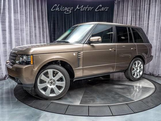 2012 Land Rover Range Rover HSE:24 car images available