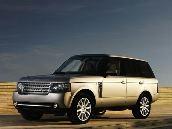 2010 Land Rover Range Rover HSE : Car has generic photo